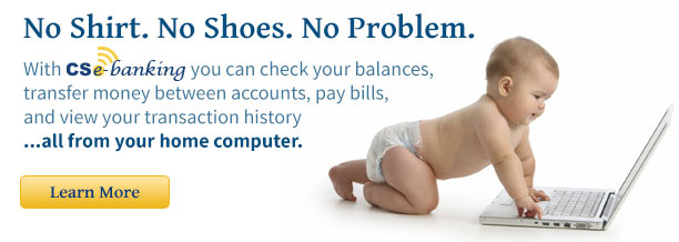 No Shirt. No Shoes. No Problem. 